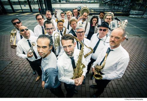 Amsterdam Funk Orchestra